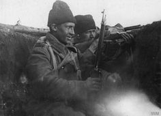 THE ROMANIAN ARMY IN THE ROMANIAN CAMPAIGN, 1916-1918