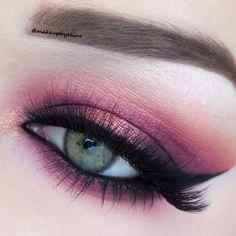 Warm Purples by Eline F | Preen.Me