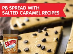 Dessert deserves to be delicious. We've collected incredible PB Spread with Salted Caramel recipes that'll leave your guests speechless. Skippy Peanut Butter, Butter Spread, Caramel Recipes, Dessert Recipes, Desserts, Simple Pleasures, Sweet Recipes, Cooking Recipes, Favorite Recipes