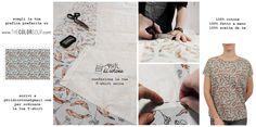 Cerchi una t-shirt in 100% cotone personalizzata? La sartoria Phil di Cotone di Bologna realizza i tuoi sogni con i nostri tessuti stampati.