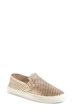 Tory Burch 'Jesse' Perforated Sneaker (Women) available at #Nordstrom