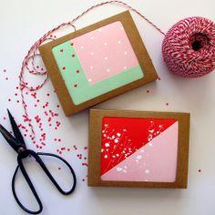 valentine duo // brown parcel press