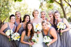 """""""Sunny Days Ahead"""" was the fun-filled, warm-weather, so-cal theme for Courtney & Nate's USD Immaculata Wedding."""