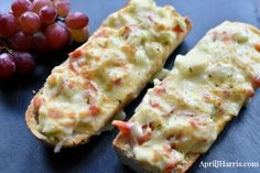 Quick and Easy Crab Melts – An Delicious Appetizer or Light Meal Crab Melts are a fast, easy and delicious way to enjoy fresh or canned crab meat, perfect as a meal in themselves or sliced as finger food at parties. Appetizers For A Crowd, Seafood Appetizers, Seafood Dishes, Yummy Appetizers, Seafood Recipes, Cooking Recipes, Crab Appetizer, Appetizer Sandwiches, Seafood Platter