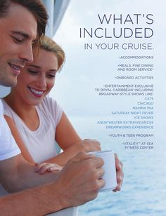 What is included on a Royal Caribbean Cruise? #travel