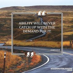 Ability will never catch up with the demand for it Confucius Quotes, Never, Movies, Movie Posters, Film Poster, Films, Popcorn Posters, Film Posters, Movie Quotes