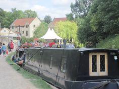 The Kennet & Avon Canal Avon, Spaces