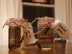 Use different labels and tags to tailor your sweet gifts to any occasion