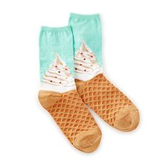 Give the gift of warm feet with these cool socks. Find them here.