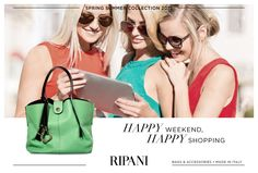 Spring Summer Collection 2015 - model FELICITÀ #feedyourstyle #onlineshopping #summer