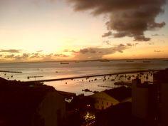 Baía de Todos os Santos, Salvador, Bahia, Brazil.
