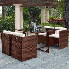 Conjunto 1 Mesa e 4 Cadeiras 210010