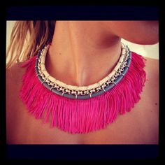 Klaidra fridge necklace Fringe Necklace, Bohemian, Glitter, Collection, Jewelry, Fashion, Nymphs, Moda, Jewels