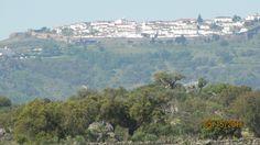 Marvão - (Vista do Valongo - Freguesia de Santo António das Areias.