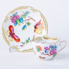 Herend Experts on March 16 can find Coffee cups and more on our website.Herend Experts on March 16 2020 Vintage Coffee Cups, Turkish Coffee Cups, Ceramic Coffee Cups, Tea Cup Set, Tea Cup Saucer, Royal Pattern, Handmade Ottomans, How To Make Coffee, Making Coffee