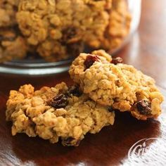 Old Fashioned Oatmeal Cookies from Crisco®.  I personally despise Crisco, so I use butter.  I have been making them since I was 12, they are my fathers favorites!  So soft and delicious!