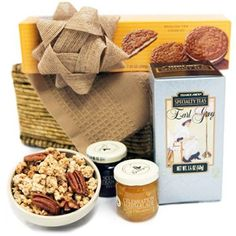 Healthy Breakfast Basket Send something sweet even to the health buffs on your gift list.