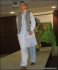 پیراهن تنبان مردانه افغانی