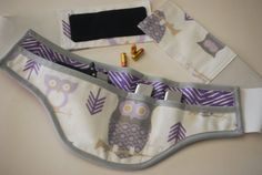 Concealed carry holster for women  purple by SlightlyBefuddled, $60.00