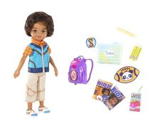 Barbie So In Style (S.I.S.) Little Brother Julian Doll