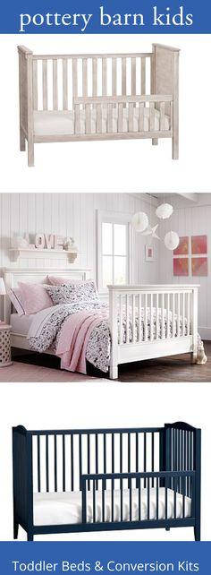 Toddler Beds & Conversion Kits