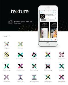 Texture on Behance