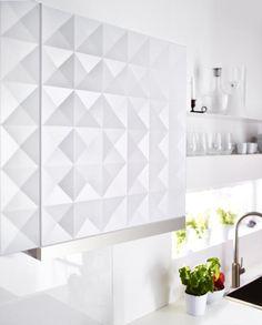 Fronty kuchenne z efektem 3D