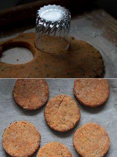 Almond Sweet Potato biscuits #paleo