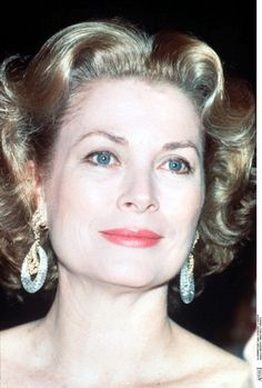 Princess Grace at the Unesco Charity Event at Grand Hotel Paris in June 14, 1978.