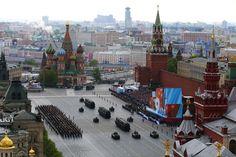 Rússia Moscovo Feriados Defender of the Day Pátria  Cidades