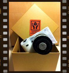 Felt Camera in a Box By I Felt In Love  http://www.facebook.com/feltinluv