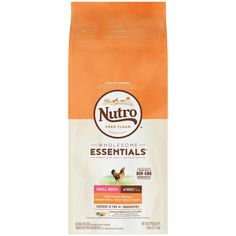 Nutro+Wholesome+Essentials+Small+Breed+Adult+Farm-Raised+Chicken,+Brown+Rice+&+Sweet+Potato+Dog+Food+Recipe+-+Nutro+Wholesome+Essentials+Small+Breed+Adult+Farm-Raised+Chicken,+Brown+Rice+&+Sweet+Potato+Recipe+Dog+Food+Always+Starts+With+Great-Tasting,+Farm-Raised+Chicken+And+Contains+A+Unique+Blend+Of+Whole+Grains,+Vegetables+And+Fruit. - http://www.petco.com/shop/en/petcostore/product/nutro-natural-choice-chicken-whole-brown-rice-and-oatmeal-small-breed-adult-dog-food