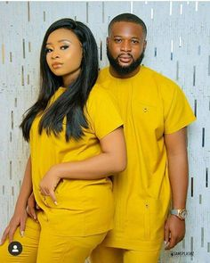 African clothing for couples, Ankara for couples, Plain and patterned outfits. African Wear Styles For Men, African Shirts For Men, African Attire For Men, African Clothing For Men, Couples African Outfits, African Dresses Men, Latest African Fashion Dresses, African Print Fashion, Dashiki For Men
