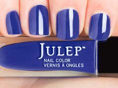 Julep Monaco (Dazzling Mariner Blue Crème) - Pantone Color of Spring 2014
