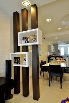 Desain Partisi Ruang Tamu Dua Muka - Partisi atau sekat merupakan suatu bidang yang berfungsi sebagai pemisah antar ruangan dan dirancang ...
