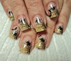 Halloween Nail Art - NAILS Magazine