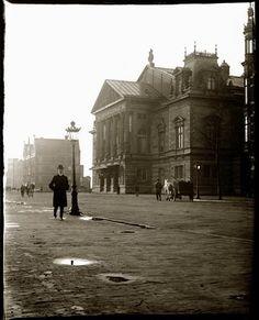 Van Baerlestraat, Amsterdam Zuid, 1902  Het Concertgebouw...