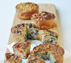 The most versatile vegan quiche... four ways! — Including Cake