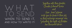 Wedding wording. This site has every wording you'll need!