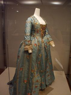 18th century dress, london