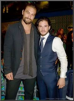 Jason & Kit at the 2013 HBO After Party (Emmy's)