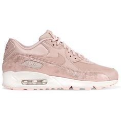 detailed look 21eea 7e1b2 Nike Air Max 90 Premium Cracked Metallic Sneakers Celebrity Sneakers, Air  Max 90 Premium,