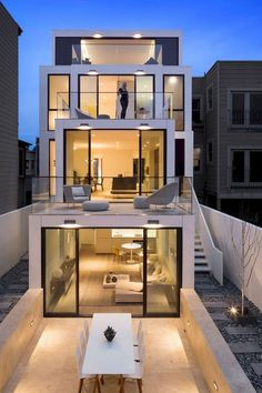 Modern house designs in terms of both exterior design and architecture are very much stylish and mak Architecture Design, House Architecture Styles, Amazing Architecture, Minimal Architecture, Tropical Architecture, Architecture Interiors, Residential Architecture, Casas Containers, Luxury Decor