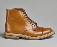 Brett | The Original Handmade English Country Shoes and Boots by Tricker's