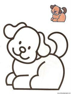 Dibujos para colorear de dos niños - Imagui