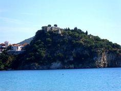 Parga, Greece (a view from Valtos beach)