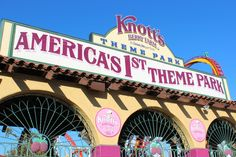 Knott's Berry Farm America's First Theme Park