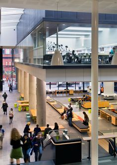 Image 8 of 24 from gallery of VUW Campus Hub / Architectus + Athfield Architects. Photograph by Paul McCredie