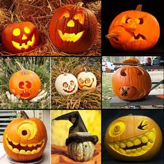 halloween pumpkin decoration ideas picture