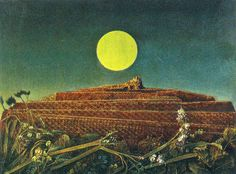 Image from http://uploads0.wikiart.org/images/max-ernst/the-entire-city-1935.jpg.